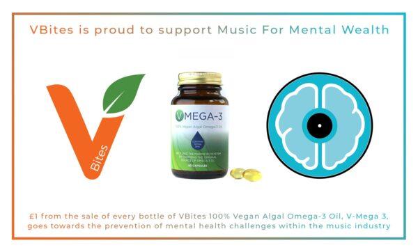 V-Omega3 Algal Oil (3 for 2 offer)
